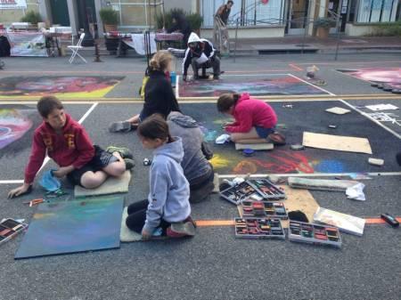 ArtSlam Chalk OTN 4