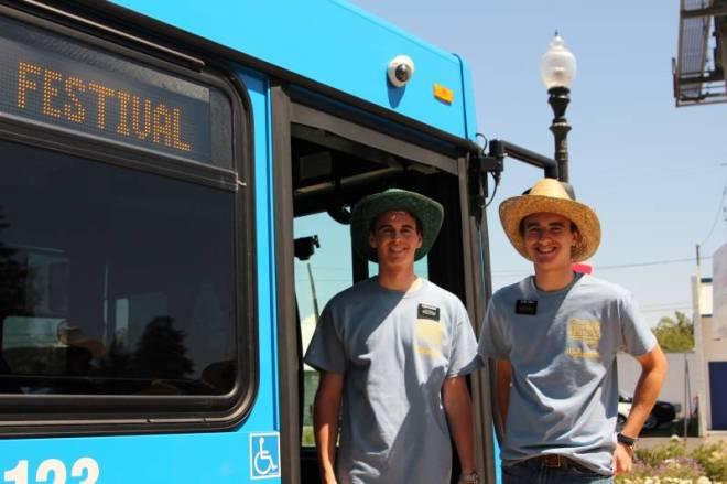 Cowboy Festival 2015 Volunteers 2