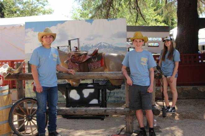 Cowboy Festival 2015 Volunteers 3