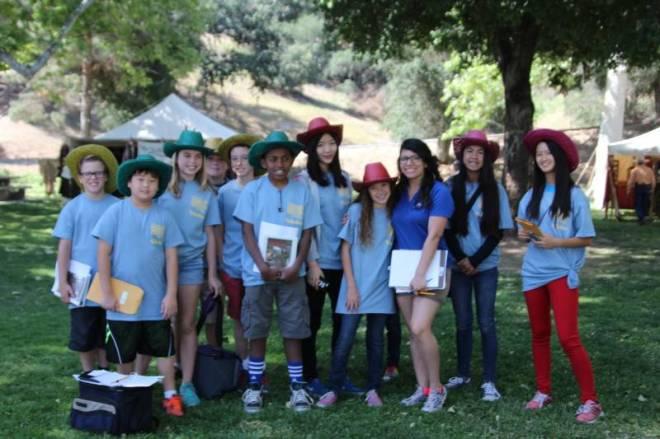 Cowboy Festival 2015 Volunteers 6