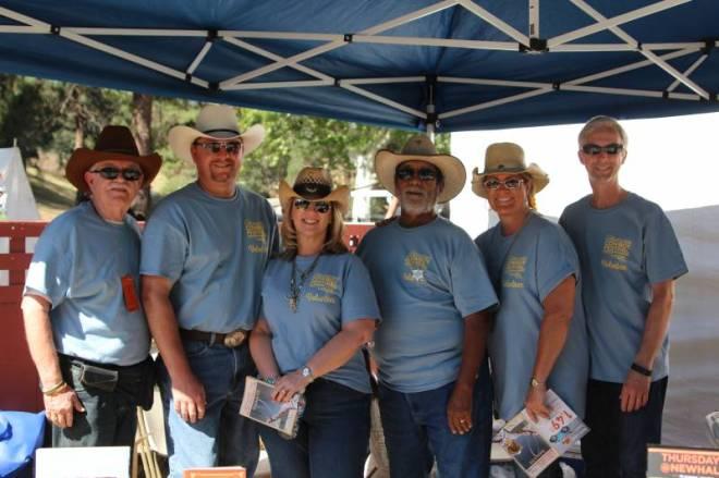 Cowboy Festival 2015 Volunteers 7