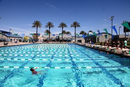 Aquatics Pool World's Largest Swim 2015 (22)
