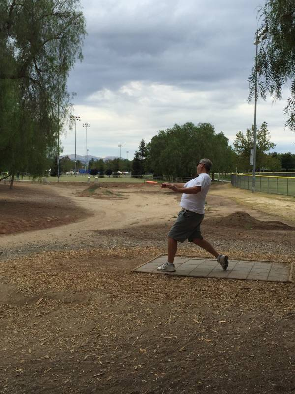 Disc Golf Tournament July 2015 (1)
