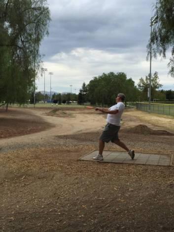 Disc Golf Tournament  July 2015 (1)