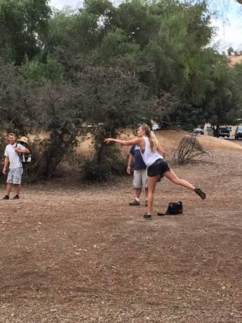 Disc Golf Tournament  July 2015 (2)