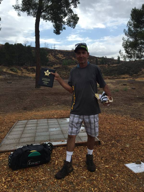 Disc Golf Tournament July 2015 (6)