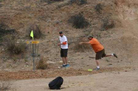 Disc Golf Tournament  July 2015 (7)