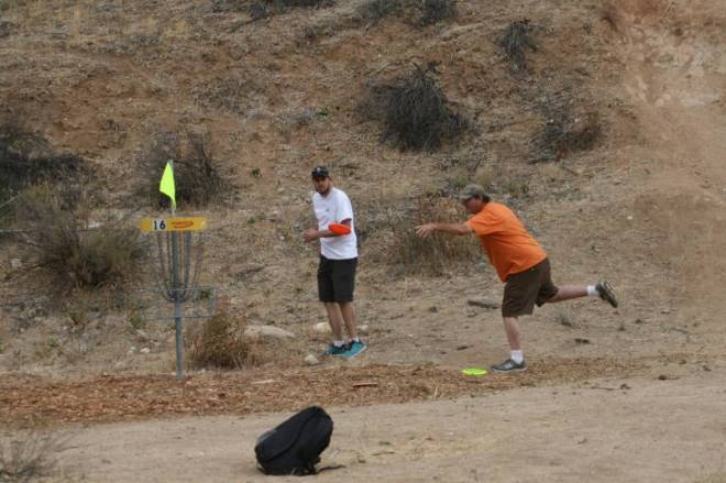 Disc Golf Tournament July 2015 (7)