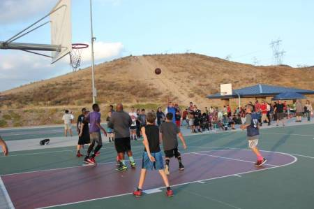 Youth Sports Basketball Pick Up Games July 2015 1
