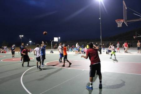 Youth Sports Basketball Pick Up Games July 2015 2