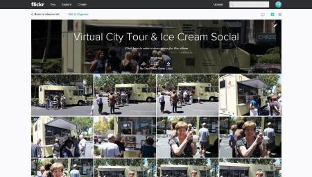 Flickr Ice Cream Social