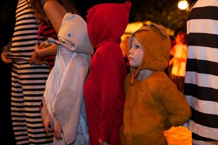 Senses Halloween Kids (1)
