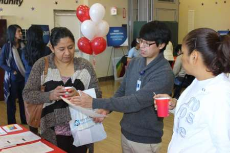CCCC Health Fair March 2015 2