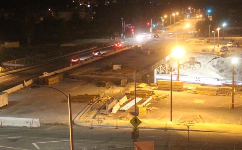 Golden Valley Road Bridge December 2015 Update 2